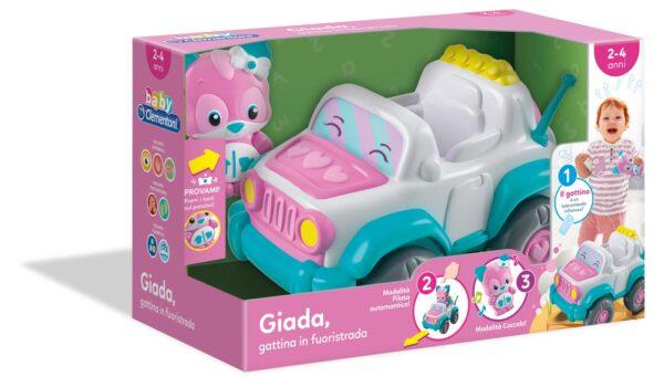 Giada Baby Clementoni - Altri giochi per l'infanzia