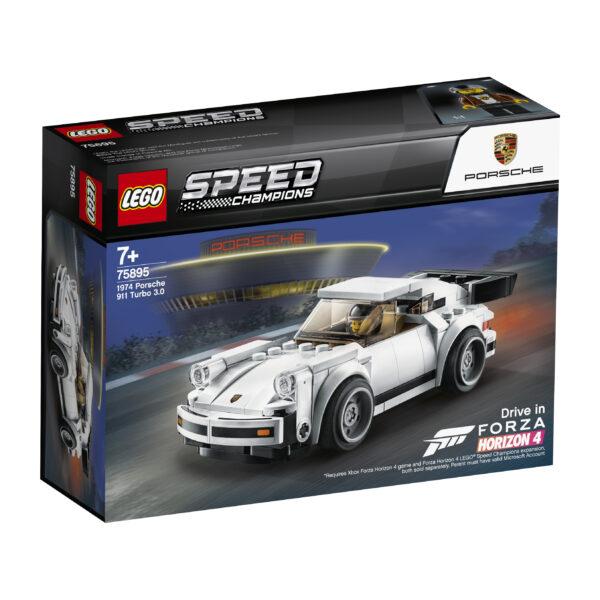 1974 Porsche 911 Turbo 3.0 - 75895 - Speed Champions - Costruzioni