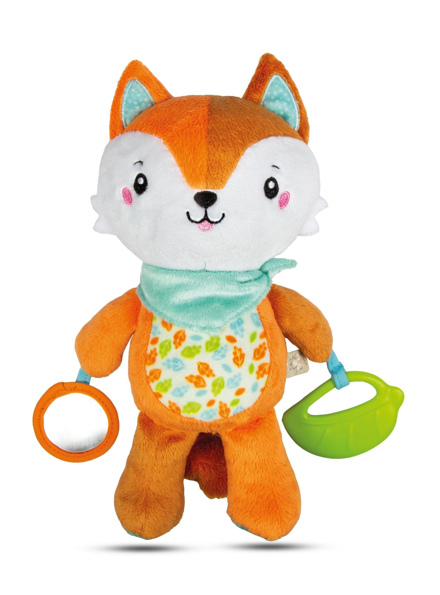 Clementoni - 17271 - happy fox baby clementoni -