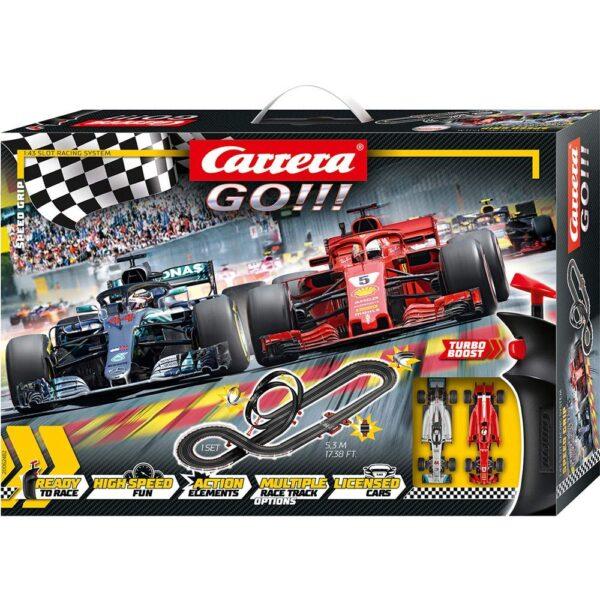 Speed Grip - Carrera - Go!!! CARRERA