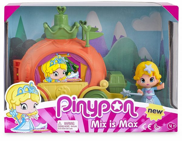 Pinypon- Carrozza Cenerentola