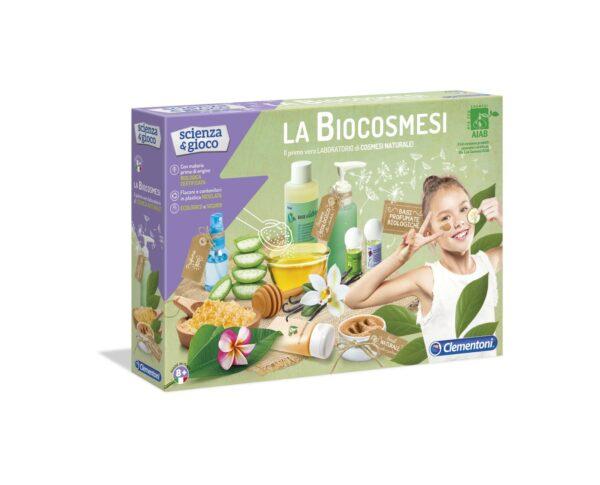 Clementoni - 19108 - La Bio Cosmesi