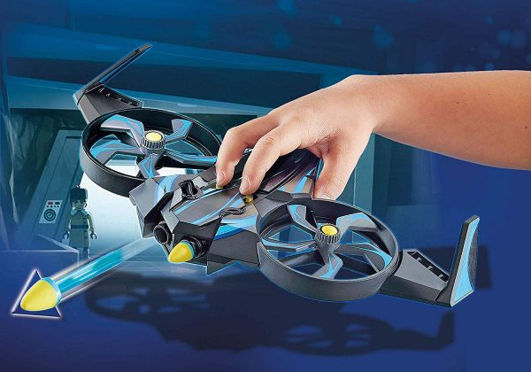 PLAYMOBIL: THE MOVIE 70071 - Robotitron Con Drone