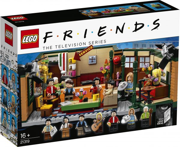LEGO 21319 - Central Perk LEGO IDEAS