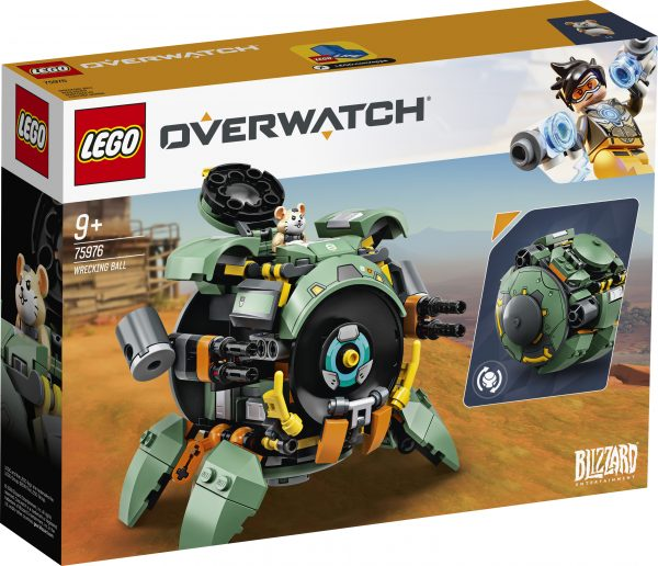 75976 - Wrecking Ball LEGO OVERWATCH