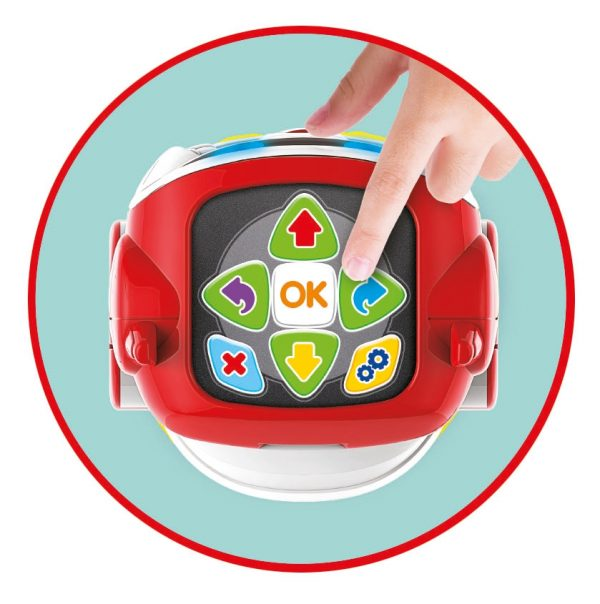 SuperDOC Robottino Educativo Parlante