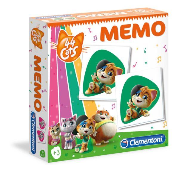 44 Gatti - Memo Games