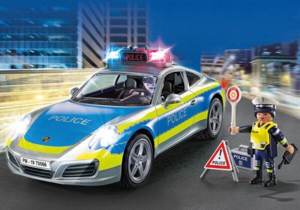 PORSCHE 911 CARRERA 4S POLICE - Costruzioni