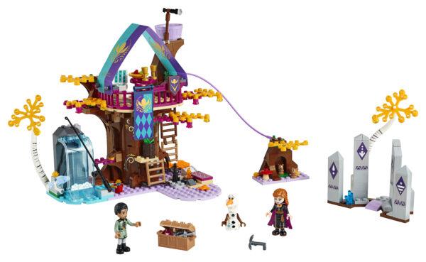 LEGO 41164 - La casa sull'albero incantata    LEGO® Disney Frozen