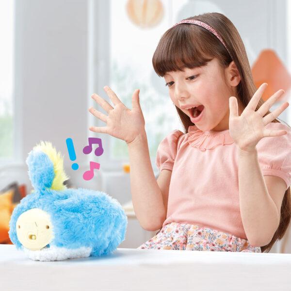 Rizmo - Il tuo amico che si evolve grazie alla musica! - MORBIDI ABBRACCI