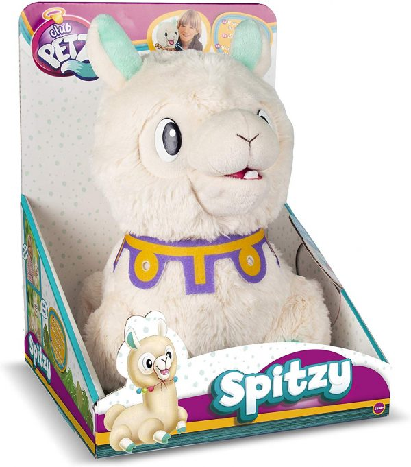 Club Petz - Lama Spitzy interattivo