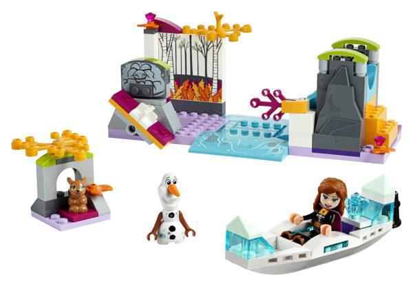 LEGO 41165 - Spedizione sulla canoa di Anna    LEGO® Disney Frozen