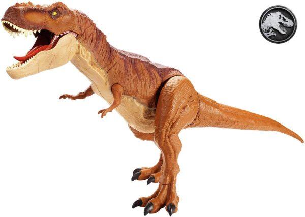 Jurassic World T-Rex Extra Large Dinosauro Protagonista del Film