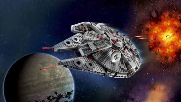 LEGO® Star Wars™  LEGO - Millennium Falcon™ - 75257