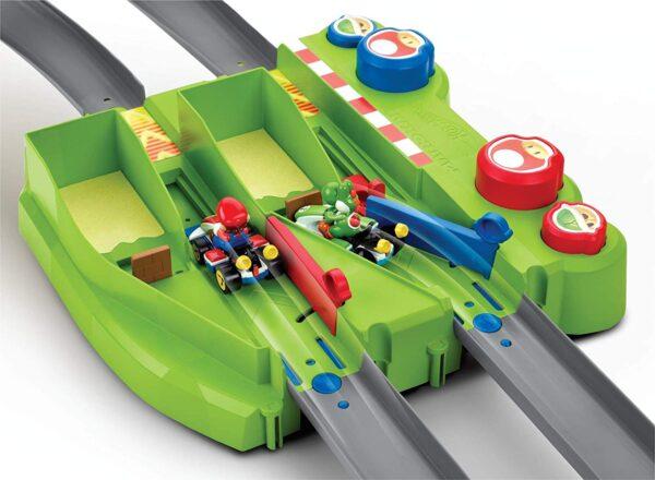 Hot Wheels- Circuito Mario Kart