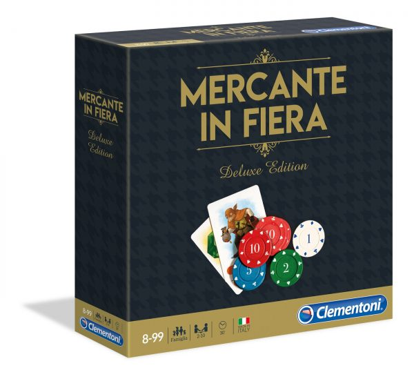 Mercante in Fiera Deluxe Edition