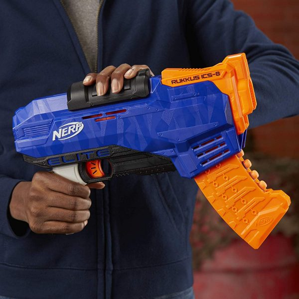 Nerf Elite Rukkus ICS