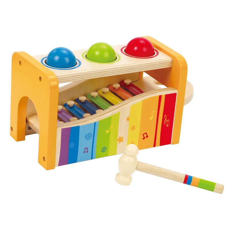 Banco delle palline e xilofono -