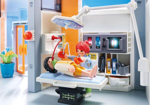PlayMobil Grande Ospedale