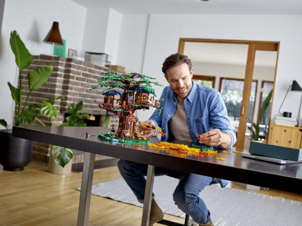 LEGO IDEAS  LEGO 21318 - Casa sull'albero