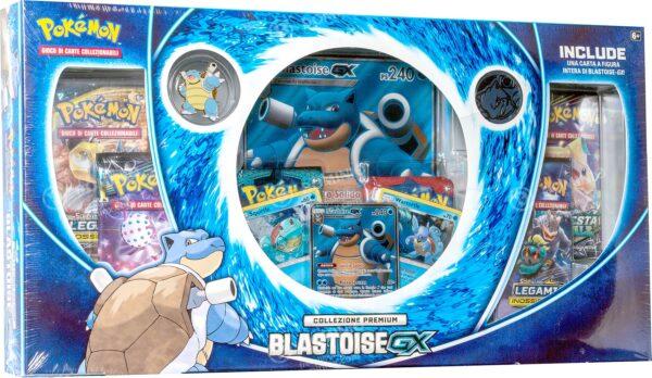 Blastoise-GX - Collezione Pokémon