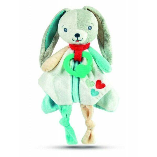 Clementoni - 17272 - BABYCLEM Sweet Bunny Plush