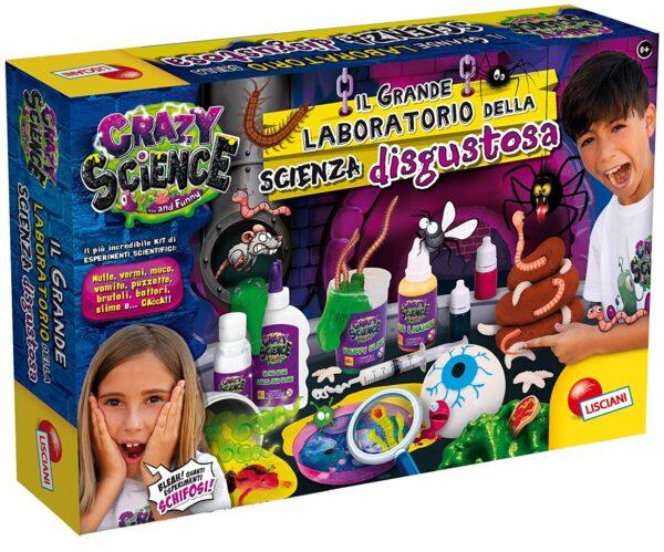 Crazy Science - Il Grande Laboratorio della Scienza Disgustosa