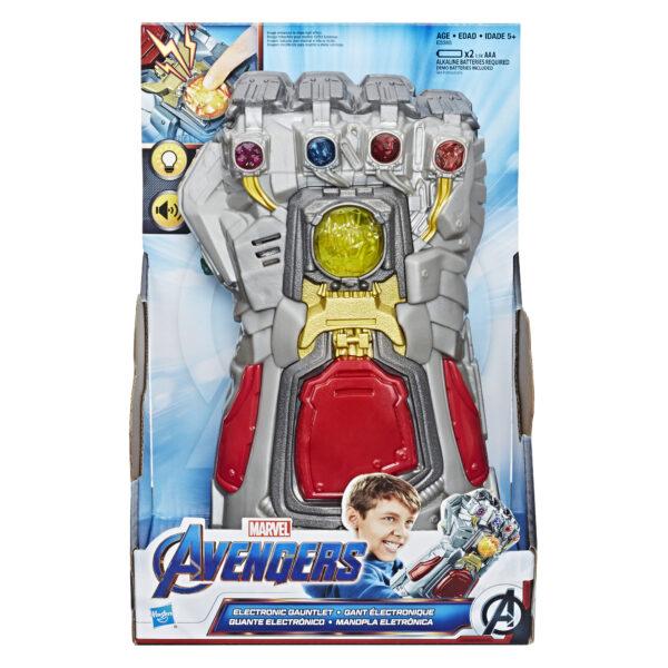 Marvel Avengers: Endgame - Guanto del Potere (elettronico, per bambini) - Action figures