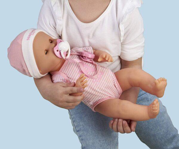 Famosa - Nenuco Sara, Bambola Educativa, 700015154 - Bambolotti e accessori