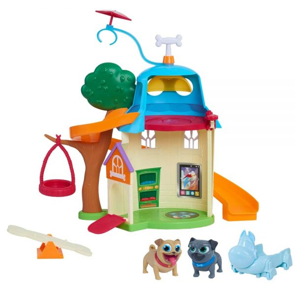 Puppy Dog Pals Playset La Casa di Bingo e Rolly con Accessori