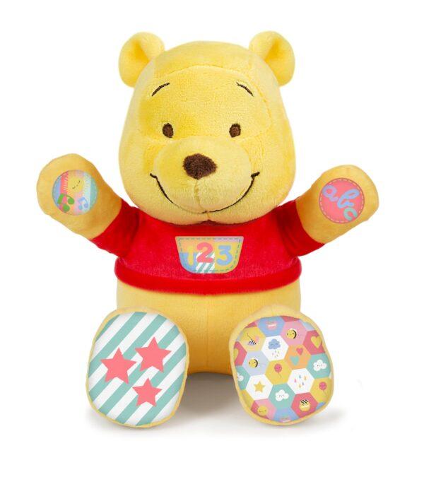 Winnie the Pooh Gioca e Impara - Peluche interattivi