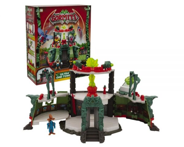Gormiti s2 Playset ultra tower