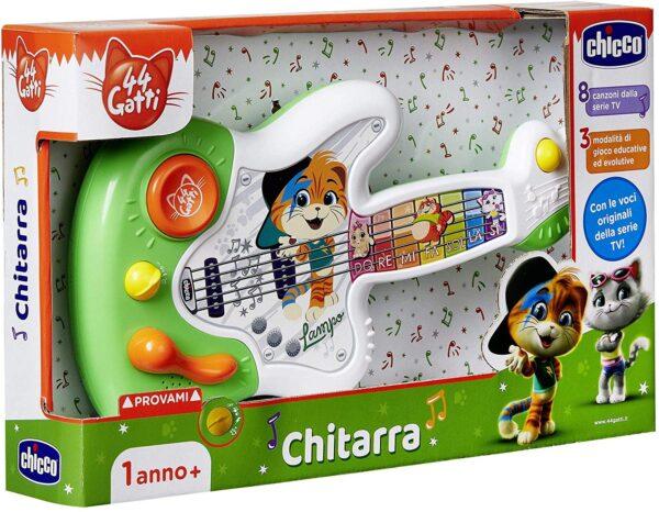 Gioco Chitarra 44 Gatti