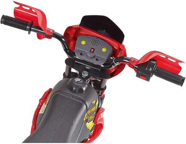 FEBER- Motorbike Cross 400F  6V, 800011250