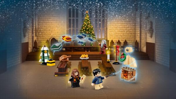75964 - Calendario dell'Avvento LEGO® Harry Potter™    LEGO® Harry Potter™