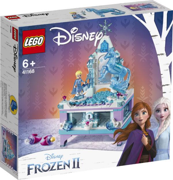 LEGO 41168 - Il portagioielli di Elsa LEGO® Disney Frozen