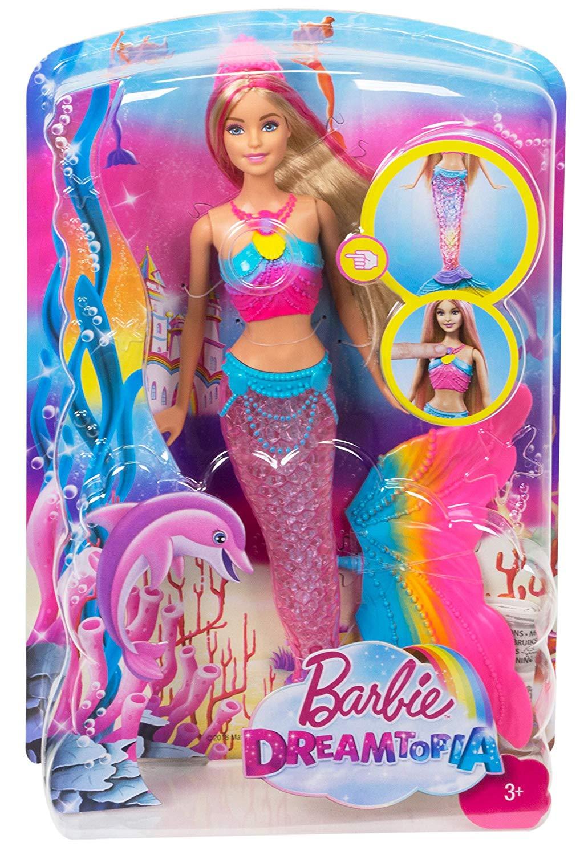 Barbie Sirena Arcobaleno - Toys Center