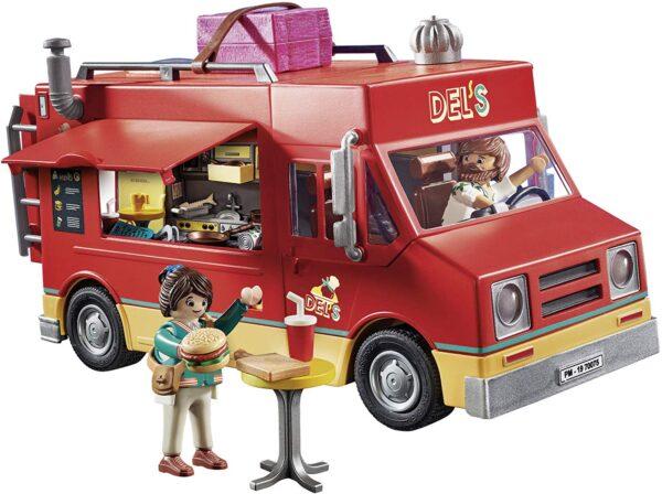 THE MOVIE: FOOD TRUCK DI DEL