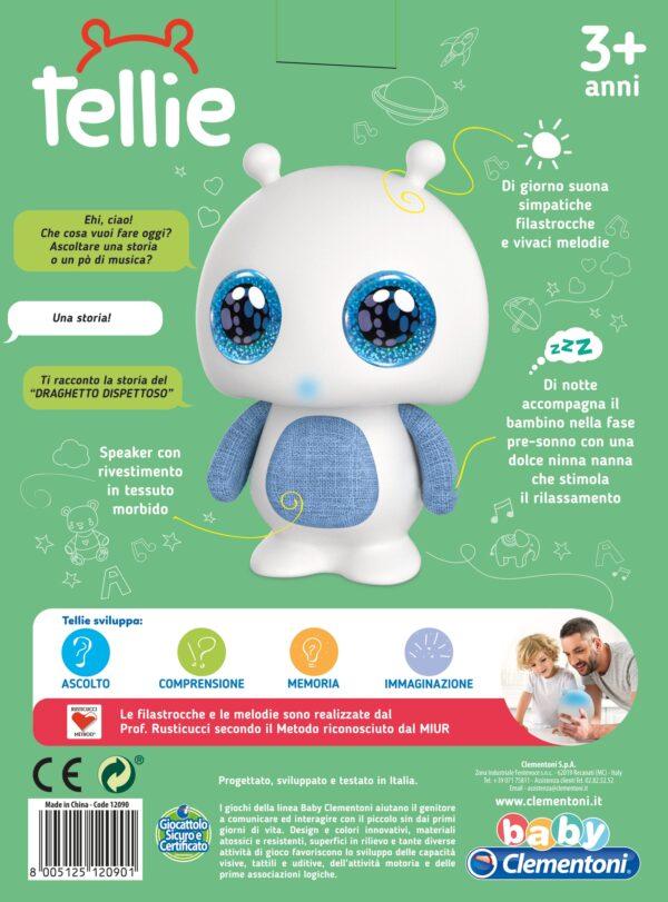 Tellie - Giochi di apprendimento elettronici