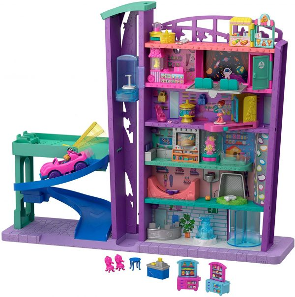 Polly Pocket - Mega Mall