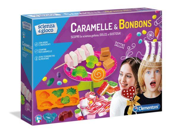 Clementoni - 19129 - Caramelle e Bonbons