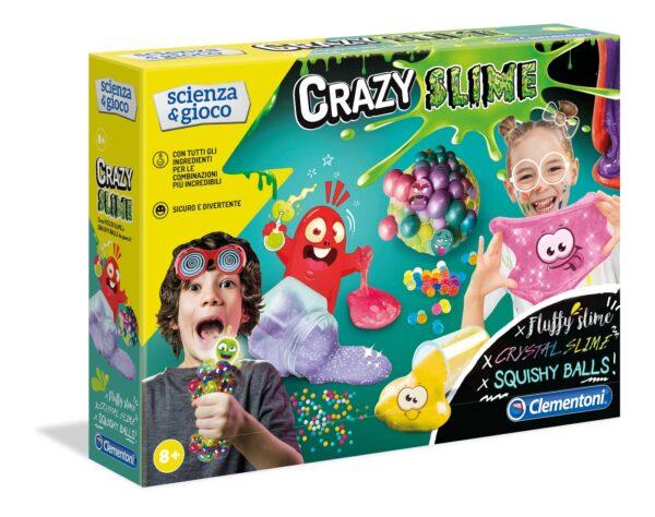 Crazy Slime TENERE SPENTO