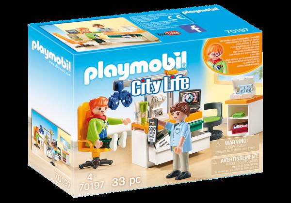 Playmobil Oculista