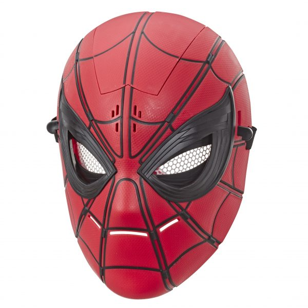 Spider-Man: Far from Home - Maschera FX interattiva (gioco di ruolo con effetti sonori)