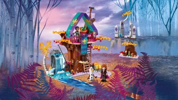 LEGO® Disney Frozen  LEGO 41164 - La casa sull'albero incantata