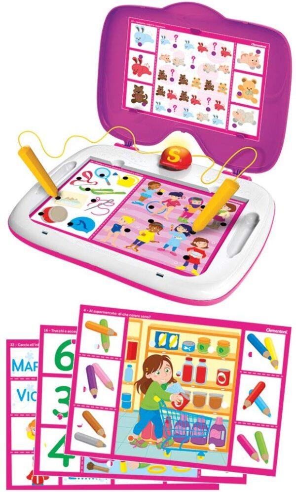 Sapientino Bambina - Giochi di apprendimento elettronici