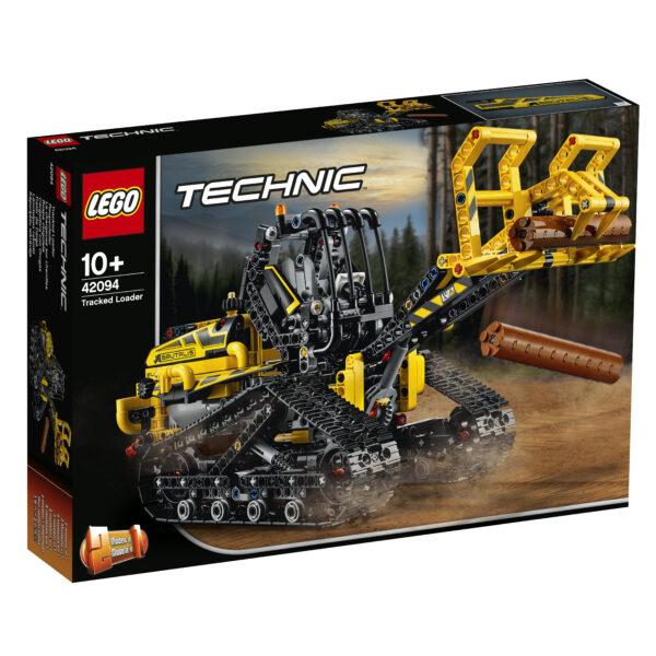 42094 - Ruspa cingolata - LEGO TECHNIC - Costruzioni