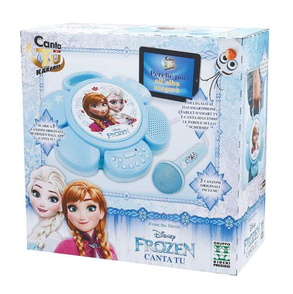 Frozen 2 Canta Tu - Giochi educativi, musicali e scientifici