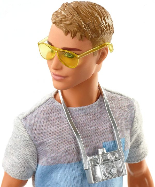 Ken in viaggio
