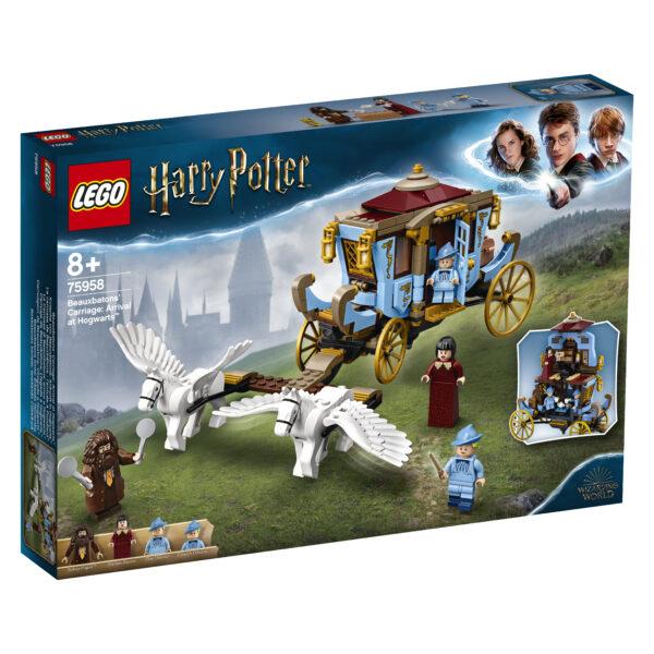 La Carrozza di Beauxbatons: arrivo a Hogwarts - 75958 Harry Potter, LEGO® Harry Potter™